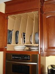 kitchen cabinet tray dividers tray storage we designed these 20 years ago funny to see them now