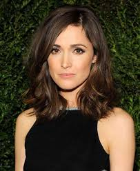 short haircuts middlelobe modern short hair rose byrne hair pinterest modern short