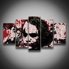 online get cheap joker canvas art aliexpress com alibaba group
