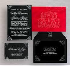 wedding invitations montreal luxury wedding invitations by ceci new york our muse dramatic