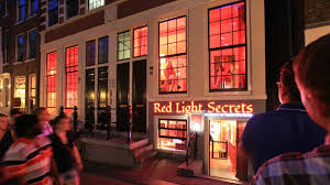 Red Lighting Museum Of Prostitution Amsterdam
