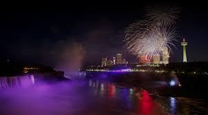 United States Light Map by Niagara Falls Winter Festival Of Lights A Niagara Falls Canada
