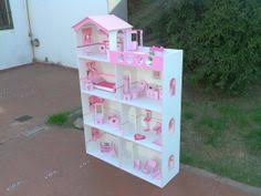 Modistamodesta Another Large Barbie House by Barbie Doll House Things I U0027ve Made Pinterest Barbie Doll