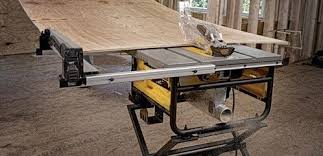 table saw buying guide best jobsite table saw review and buying guide 2018
