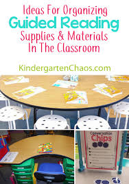 Guided Reading How To Organize 25 Ideas For Organizing Guided Reading Supplies Materials In