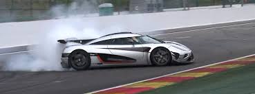 koenigsegg crash koenigsegg one 1 avoids crash on spa francorchamps with massive