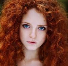 hair color for over 40 with blie eyes 65 best redheads on fire images on pinterest redheads