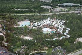 Blizzard Beach Map Leading Edge Helicopter Tours
