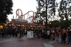 Knotts Berry Farm Halloween Decorations by Knott U0027s Scary Farm 2014 Opening Night Report Theme Park Review