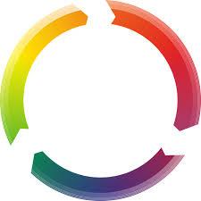 Color Spectrum Free Photo Rainbow Logo Color Spectrum Circle Colors Max Pixel