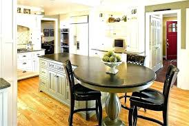 kitchen table island ideas kitchen island bar table bar height kitchen table island bar height