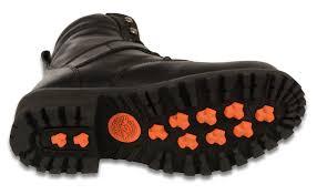 motorbike footwear men u0027s motorbike boots real leather 6 inch side buckle boot