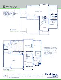 home floor plans utah riverside fieldstone homes utah home builder new homes for