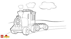 lego duplo train coloring coloring lego duplo