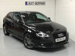 2009 audi a3 1 8 t specs audi a3 1 8 tfsi s line special black edition for sale from just