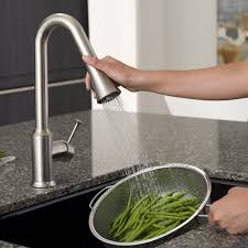 kitchen faucets ottawa pekoe 1 handle pull high arc kitchen faucet american standard