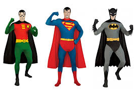 superhero zentai suits