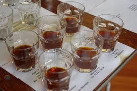 taste like a pro at coffeecon u0027s coffee tasting seminar and