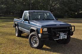 jeep pickup comanche 1988 jeep comanche pioneer 4x4