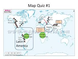 map 1 study guide world geography map quiz 1 america south