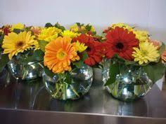 Daisy Centerpiece Ideas by Gerbera Daisy Graduation Floral Arrangement Graduation Gifts