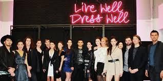 san francisco makeup school fashion week 2018 style runway show blush school of