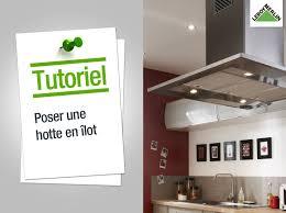 comment installer une cuisine comment installer une hotte de cuisine