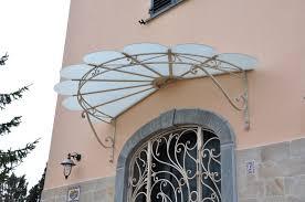 tettoia ferro battuto tettoie in ferro battuto su misura pisa pontedera livorno