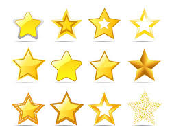 8 places to find free star clip art images