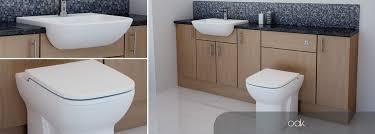Bathroom Fitted Furniture Bathcabz Bathroom Fitted Furniture Oak Furniture