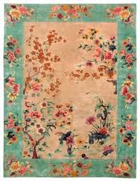 Nichols Chinese Rugs Art Deco Nichols Chinese Oriental Rug Carpet Circa 1920 11 2 X