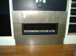 Custom Electric Fireplace by Custom Homes Room Additions Seggie Custom Builders