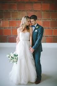 kansas city loft wedding ruffled