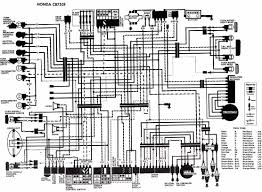 honda cb750f motorcycle wiring diagram all about wiring diagrams