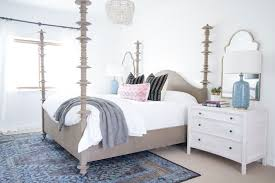 Make The Bed In Spanish How To Make A Bedroom More Glamorous On A Budget Good Housekeeping