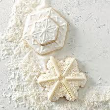 snowflake sugar cookies sugar cookie snowflakes