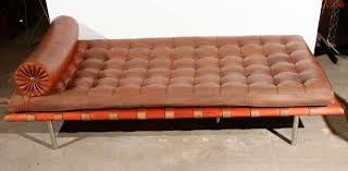 ludwig mies van der rohe barcelona daybed at 1stdibs