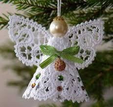 crochet ornament pattern free pinteres