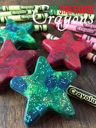 how to make star shaped crayons u2013 the bandit lifestyle