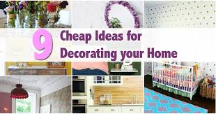 Ways To Decorate Your Home For Cheap Download Decorate Your Home For Cheap Gen4congress Com