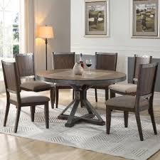 dining room table and chair sets modern contemporary dining room sets allmodern