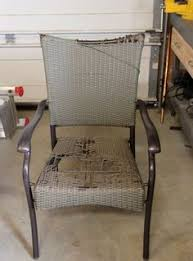 Fixing Patio Chairs Patio Patio Chair Repair Home Interior Decorating Ideas