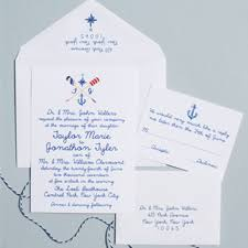 Nautical Wedding Programs Unique Wedding Invitations U0026 Stationery Mospens Studio