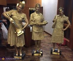 Halloween Costume Trophies Trophy Wife Group Costume