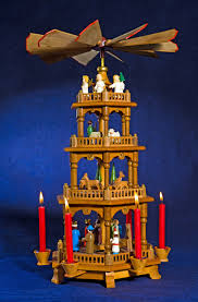 oh by the way schwibbogen pyramid and chimes