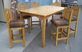 Southwest Dining Room Furniture Custom Southwestern Furniture Shop