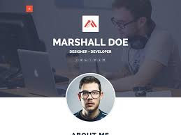 best one page resume sites 20 best free html resume templates by