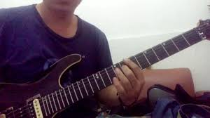 tutorial gitar otodidak extreme get the funk out solo guitar lesson tutorial how to