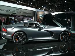 Dodge Viper Colors - seen in detroit u2013 srt viper motorista