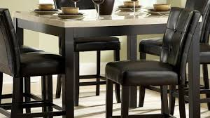 kitchen table awesome square dining table for 8 high top table